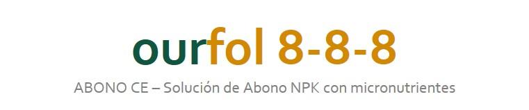 Ourfol 8-8-8